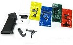 CMMG AR-10 LOWER RECEIVER PARTS KIT - CA COMPLIANT
